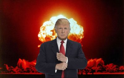 Modern nuclear weapons increases insecurity in the world